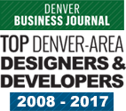 Top Web Development Firms - Denver Business Journal