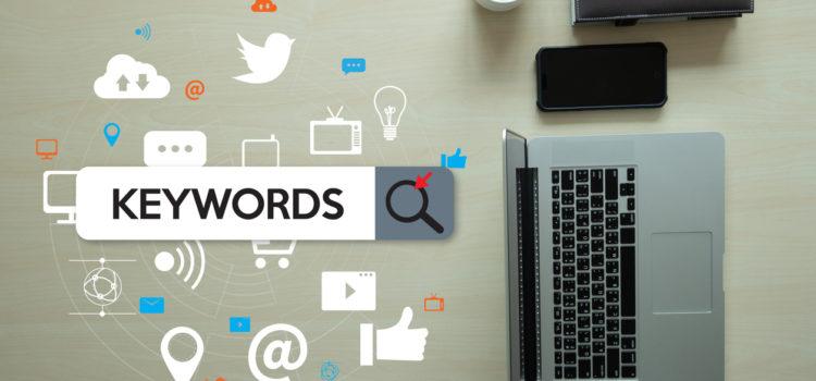 high intent vs. high volume keywords