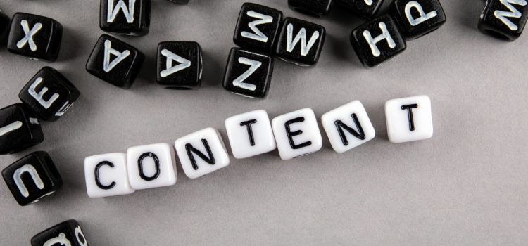how to create great content for your website