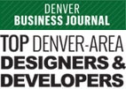 Top Web Development Firms - Denver Business Journal